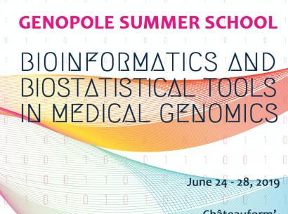 Genopole Summer School 2019