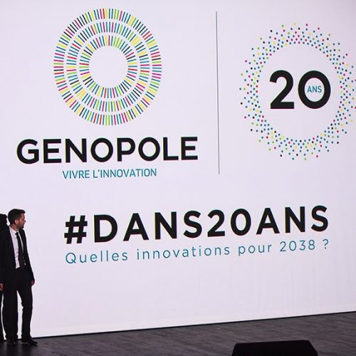 Genopole a 20 ans
