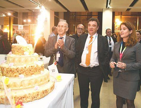 Gâteau 20 ans