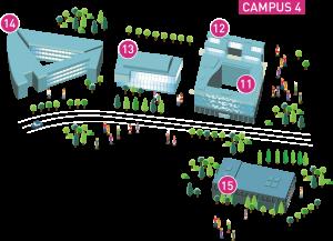 Genopole - Evry - Campus 4