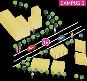 Genopole - Evry - Campus 5
