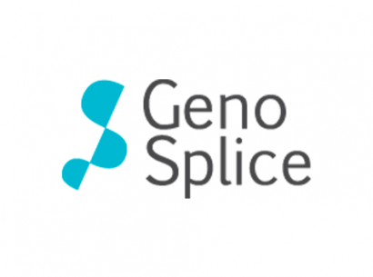 logo GenoSplice - entreprise génopolitaine