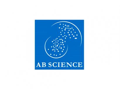 Logo Ab Science - entreprise génopolitaine - Evry