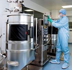 Bioréacteurs produisant des vecteurs de thérapie génique