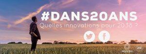 #Dans20ans - Imaginons l'innovation de demain