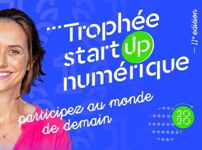Trophée startup numérique 2020