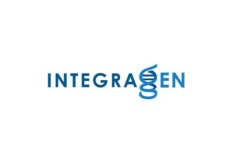Logo Integragen - entreprise génopolitaine