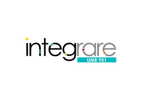 logo Integrare - laboratoire génopolitain