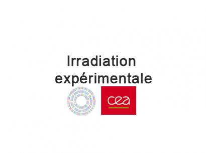 Plateforme d'irradiation expérimentale - Genopole