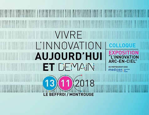 Colloque Vivre l'innovation - les 20 ans de Genopole