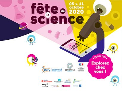 Fête de la science 2020 100% digitale