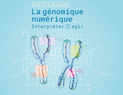 Colloque génomique numérique - 2019