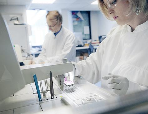étude prélévement - plateforme Histologie Anatomocytopathologie Genopole