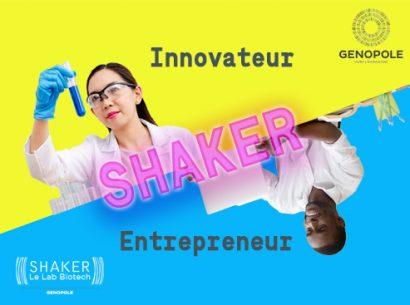 Shaker #8 appel à candidature 2021