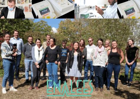 Equipe Enalees - entreprise génotpolitaine