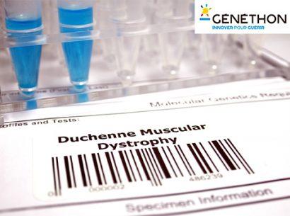 Généthon essai clinique myopathie de Duchenne