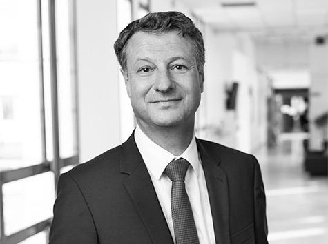 Gilles Lasserre - CEO Genopole