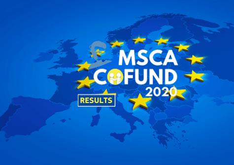 COFUND MSCA 2020 - Réulstats - ApogeeBio Lauréat