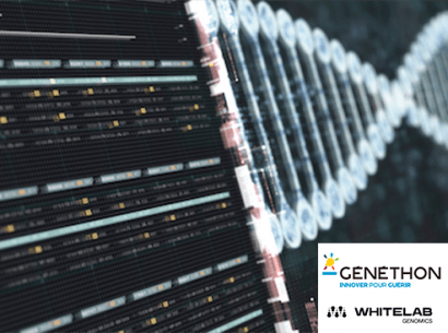 Whitelab Genomics et Généthon s'associent