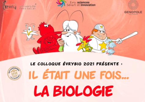Colloque EvryBio - 2021
