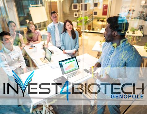 Invest4Biotech - Journée dédiée aux investisseurs