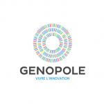 Genopole - Logo Vivre l'innovation