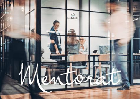 Programme de Mentorat de Startups pour Gene.iO