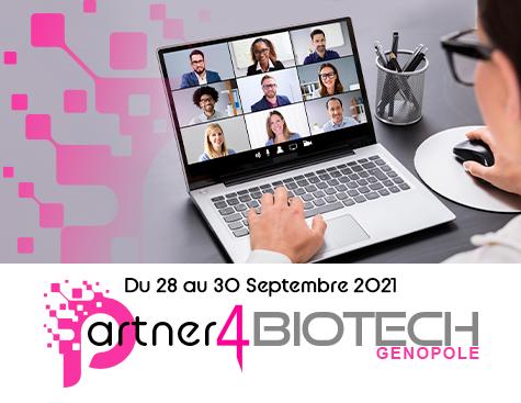 Partner4Biotech - Grands groupes venez rencontrer les startups de Genopole