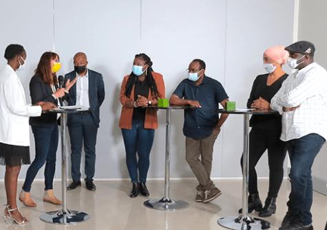 A la rencontre des startups d'Evry-Courcouronnes - Genopole & La Fabrik'