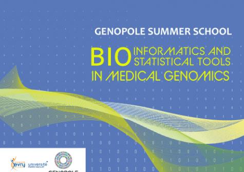 Genopole Summer School du 18 au 21 oct. 2021