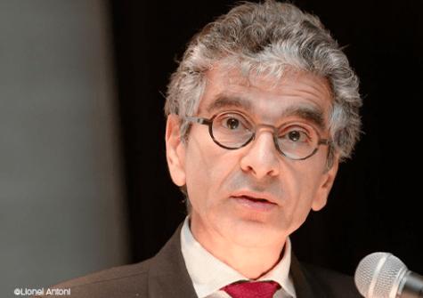 Patrick Curmi - Président de l'Université d'Evry Paris-Saclay - ©Lionel Antoni