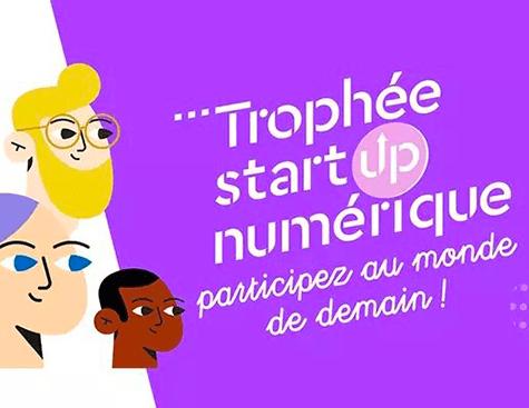 Trophee startup numérique 2021