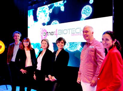 Partner4Biotech - Le plateau